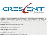 Crescent IT Solutions Received Valuable Testimonial on Oracle HRMS