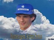 Homenagem Ayrton Senna_1 maio 2013 A S