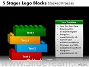 Lego Bricks Success PPT Theme