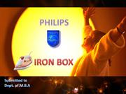 PHILIPS(IRON BOX) Story