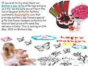 Send Flowers Gifts to India on Mothers Day