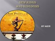 NEWKINGS AND KINDOMS