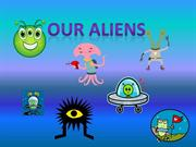 Aliens from different planets