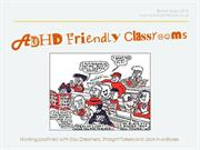 ADHD Friendly Classrooms