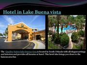 Hotel in Lake Buena vista