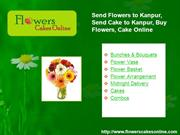 Send Flowers to Kanpur, Send Cake to Kanpur, Buy Flowers