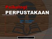 power point modul 8 psikologi perpustakaan