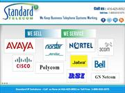 New & Used Business Phone Systems Equipments Products Toronto  Ontario