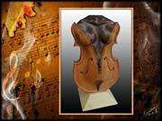 Violin Lovers (Philippe Guillerm)