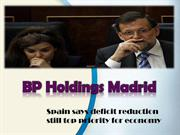 bp holdings madrid economy news update-Forums.finegardening