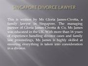 How to get affordable divorce lawyer in Singapore