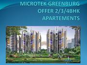 Microtek Greenburg Upcoming Project In Sector 86 Gurgaon