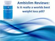 Ambislim Reviews: See How Exactly it Work?