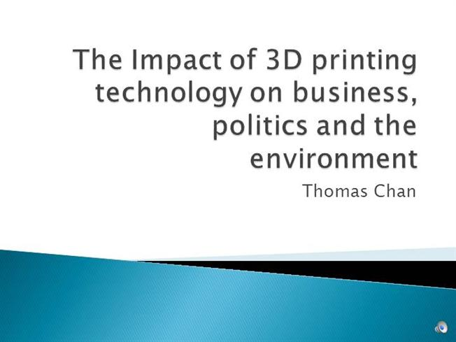 3d printing the tool of the future. Ppt video online download.