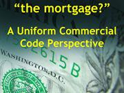 A Uniform Commercial Code Perspective