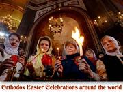 Orthodox Easter around the World