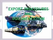 export_procedure