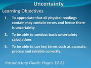 PhysAS_Uncertainty