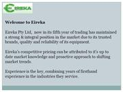 Eireka Pty Ltd | Construction Equipment | Agricultural Equipments