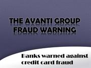 the avanti group fraud warning- communities.ptc