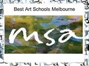 best art schools melbourne