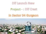 Dlf The Crest Dlf Crest Gurgaon 9910007460 Dlf Crest Sector 54  Dlf Th