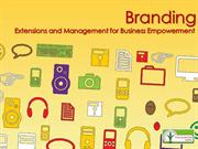 Branding - Extensions and Management for Business Empowerment