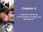 Integrated Mkting MIX