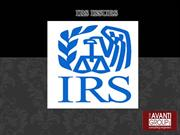 The Avanti group news reviews - IRS issues