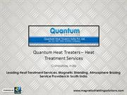 Heat Treatment Service Providers in india - Quantum Heat Treaters