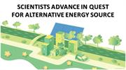 Scientists advance in quest for alternative energy source