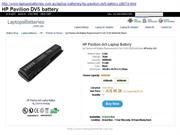 HP Pavilion DV5 Laptop and HP Pavilion DV5 Battery-www