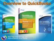 Overview to QuickBooks – QuickBooks Hosting