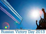 Russian Victory Day 2013