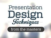 Presentation Design Techniques from the Masters by @slidecomet