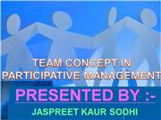 final presentation -participative manage