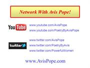 Network With Avis Pope