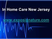 In Home Care New Jersey