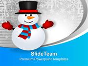 Cute_Snowman_On_Snowy_Mountain_Holidays_PowerPoint_Templates_PPT_Theme
