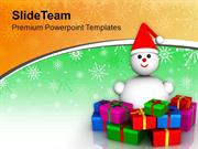 Snowman_With_Gifts_Celebration_Christmas_PowerPoint_Templates_PPT_Them