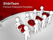 Team_Working_Together_In_Next_Year_2013_Business_PowerPoint_Templates_