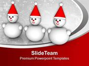 Three_Smiling_Snowman_Winter_Holidays_PowerPoint_Templates_PPT_Themes_