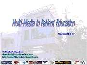 Patient Education from MarkIV