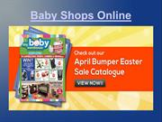 Baby Shops Online