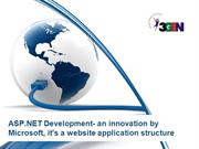 ASP.NET Development- an innovation by Microsoft