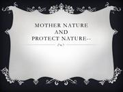 Mother nature V1