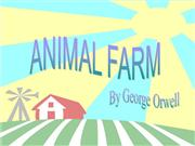 Animal Farm intro to characters