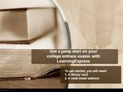 Learning Express for College Preparation
