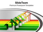 Green_Home_Energy_Efficiency_PowerPoint_Templates_PPT_Themes_And_Graph