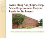 Avanti Group Engineering - School Improvement Projects Ready for Bid P
